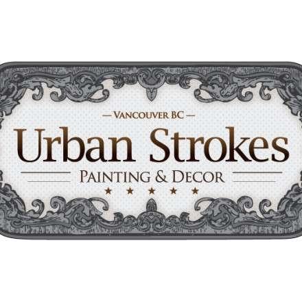 Urban Strokes Logo Vancouver BC