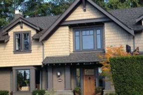 Single house painting in Southlands